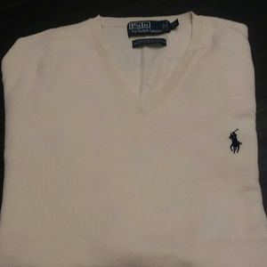 Polo size XL sweater